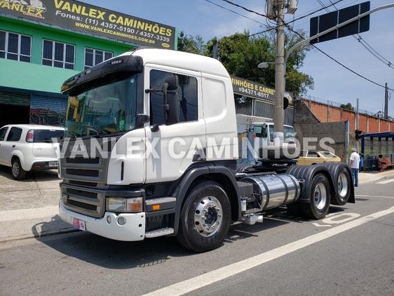 Scania P340 6x2 P 340 Trucada Ls Ñ P360 Axor Volvo Fh G400