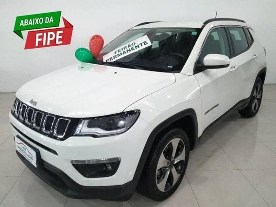 Jeep Compass 2.0 Longitude (aut) (flex) 5p 2.0