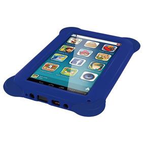 Tablet Multilaser Kid Pad Quad Core 8gb Azul 7 Polegadas An