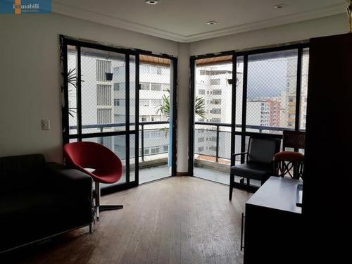 Imagem 1 de 13 de Apartamento Para Venda No Bairro Higienópolis Em São Paulo - Cod: Pc98431 - Pc98431