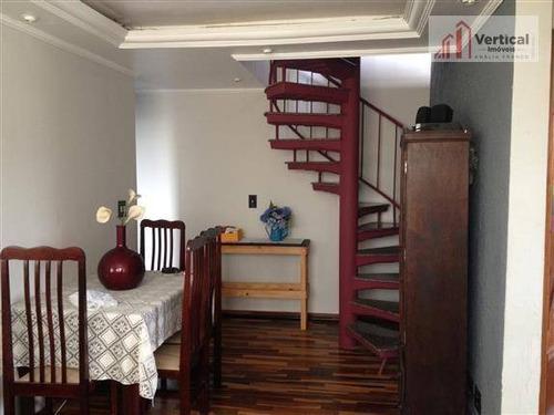 Cobertura Com 3 Dormitórios À Venda, 110 M² Por R$ 520.000,00 - Vila Formosa - São Paulo/sp - Co0260