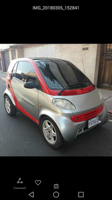 Mercedes-benz Clase A Smart Fortwo
