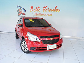 Chevrolet Agile 1.4 Mpfi Lt 8v Flex 4p Manual 2010