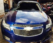 Chevrolet Cruze 1.4 Turbo Partes Refacciones Autopartes Piez