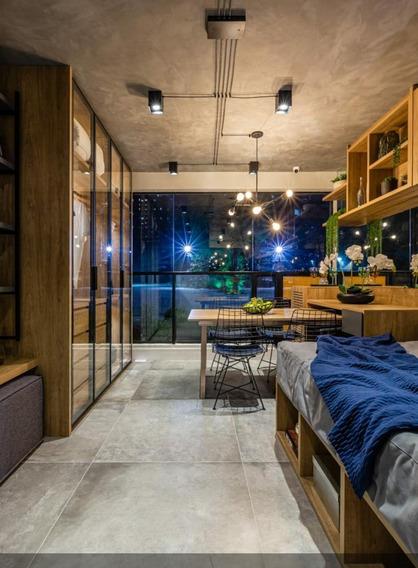 Studio 22m E Apto 1 Dorm 29 Com Vaga De Garagem Vila Mariana