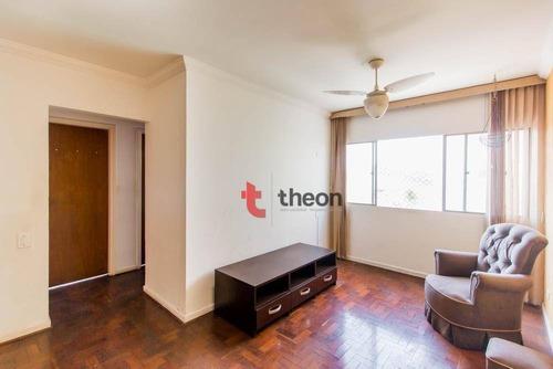 Imagem 1 de 8 de Apartamento Com 3 Dormitórios À Venda, 80 M² Por R$ 410.000,00 - Mooca - São Paulo/sp - Ap0013