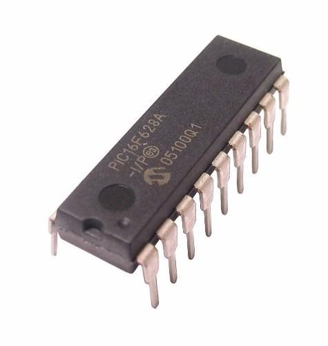 Microcontrolador Pic16f84a Flash Eeprom 8 Bit