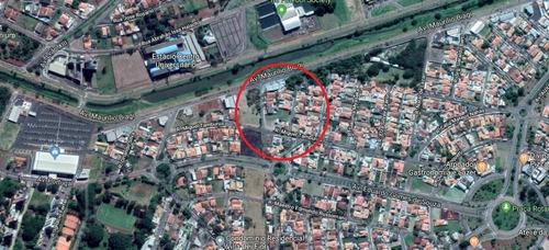 Ótimo Terreno Para Venda Na City Ribeirão Com 520 M2, De Esquina E Murado - Te00210 - 33711693