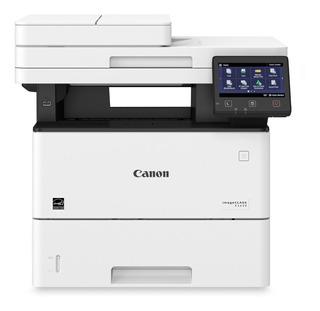 Impresora multifunción Canon ImageClass D1620 con wifi 110V blanca y negra