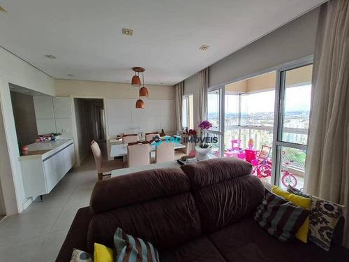 Imagem 1 de 20 de Apartamento Com 3 Dormitórios À Venda, 96 M² Por R$ 899.000,00 - Mansões Santo Antônio - Campinas/sp - Ap2178