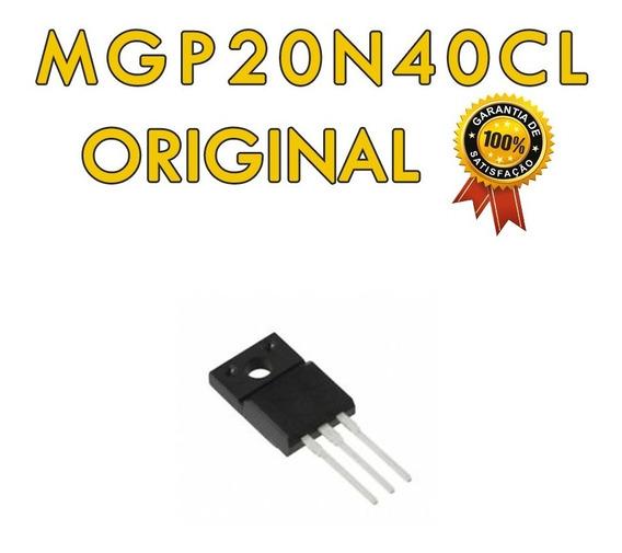 Mgp20n40cl Original Transistor 20n40