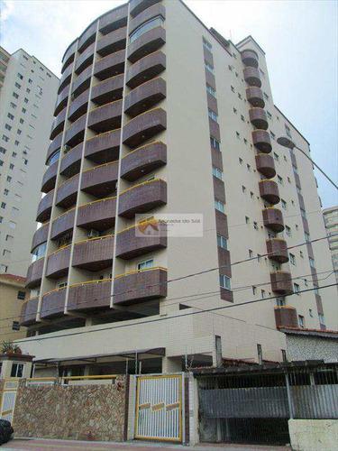 Imagem 1 de 26 de Apartamento 1 Dormitório Vista Para O Mar A Venda - V3304