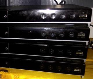 Usados Combo Lg Leer Bien 4 Dvd / Cd / Cd-r / Rw Player