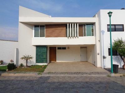 Se Renta Casa Amueblada En San Pedro Cholula