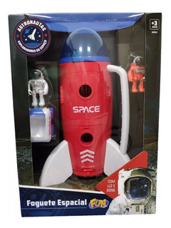 Foguete Astronautas 84509 Fun Divirta-se