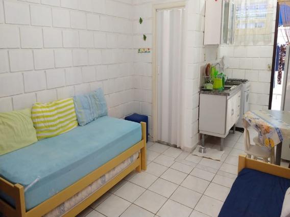 Flat Mobiliado Para Locação Definitiva Pertinho Da Praia - Prainha - Caraguatatuba - Ap00800 - 34954403