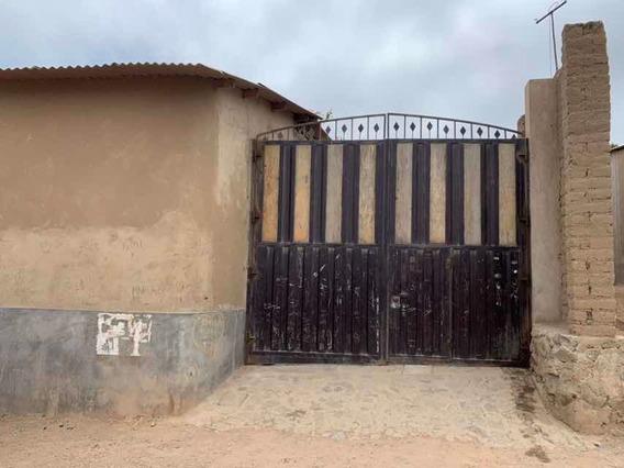 Se Vende Casa De Campo 1800 M2 Quirihua-cerca A Comisaria