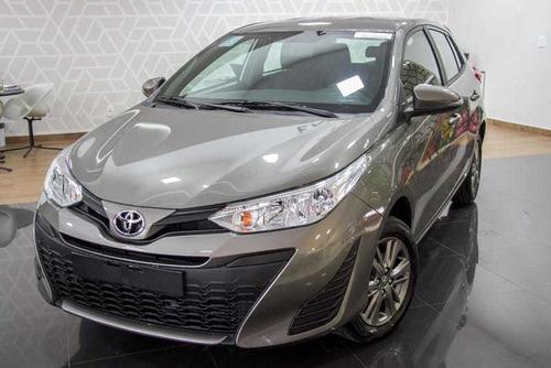 Toyota Yaris 1.5 16v Flex Xl Plus Connect Multidrive