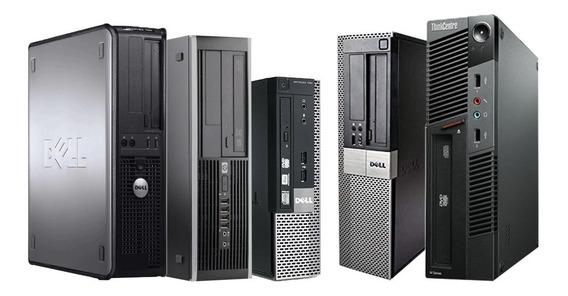 Remate Cpus Dell Hp Lenovo Empresariales 4gb 320gb Core 2