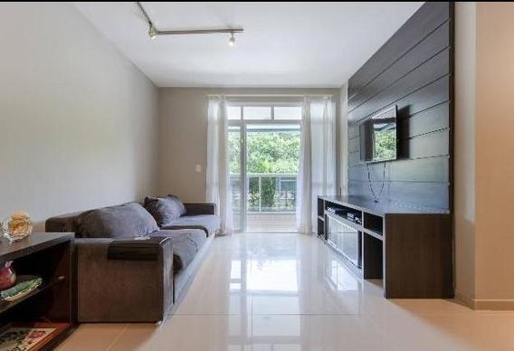 Apartamento Com 4 Dormitórios Sendo 3 Suítes 2 Vagas De Garagem À Venda, 112 M² Por R$ 790.000 - Jurerê - Florianópolis/sc - Ap6100