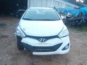 Sucata Hyundai Hb20 2015 1.6 Retirada De Peças