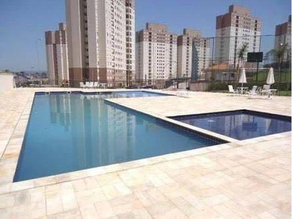Apartamento Em Vila Da Oportunidade, Carapicuíba/sp De 66m² 3 Quartos À Venda Por R$ 299.000,00 - Ap304103