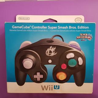 Control Original Nintendo Gamecube Wii U Switch (50 Dl Cash)