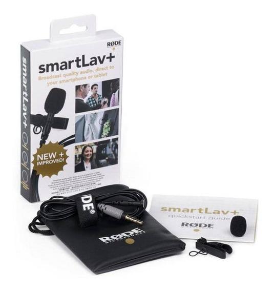 Microfone De Lapela Rode Smartlav + Para Smartphones
