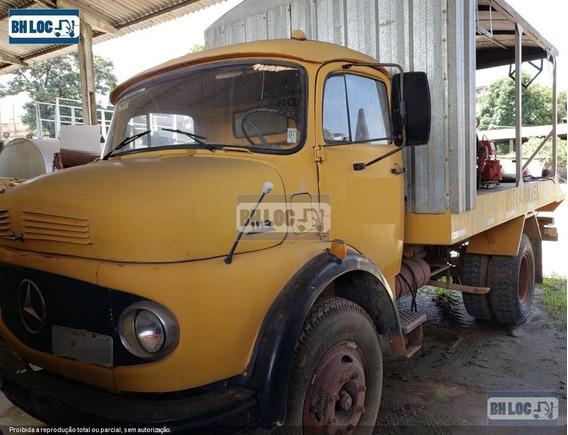 Caminhão Mercedes-benz L-1111 2p (diesel) Ref.184316