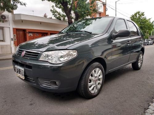 Fiat Palio 2014 Azul 5ptas Unico Dueño Permuto Y/o Financio