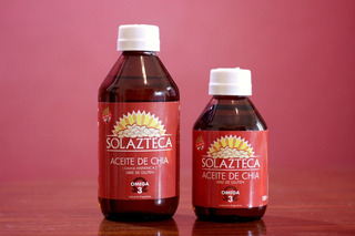 Aceite De Chia Sol Azteca X 250 Ml !