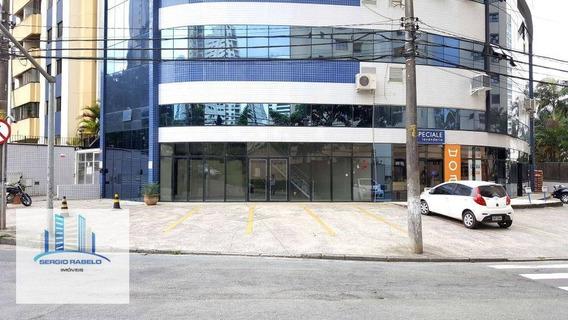 Loja Comercial Para Locação, Jardim Monte Kemel, São Paulo. - Lo0049