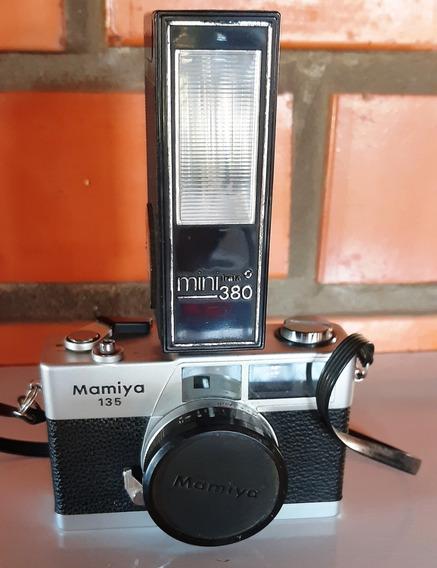 Câmera Mamiya 135