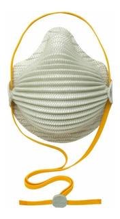 Respirador Durable N95 Mod 4600n95 Coronavirus Caja 10 Pzas