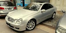 Mercedes Benz Clk 3.5 Clk350 Elegance At Coupé - Financio