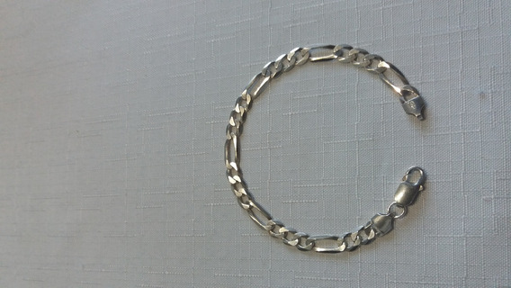 Pulseira Jóia Prata 925 Importada Amabile Pratas E Semi