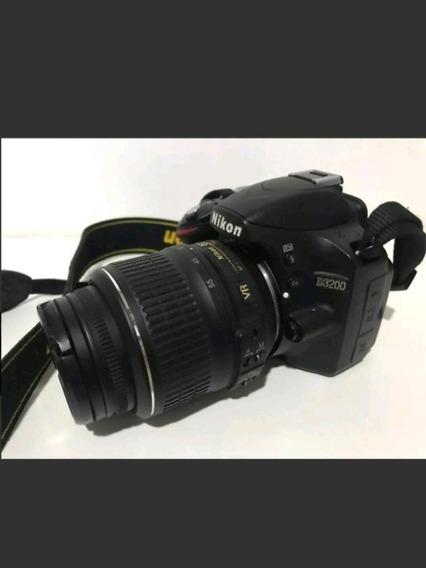 Camera Fotográfica Nikon D3200 Dslr