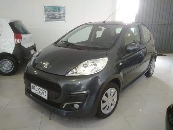 Peugeot 107 2012 1.0 Full