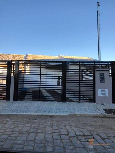 Casa À Venda, 58 M² Por R$ 250.000,00 - Nossa Senhora Das Graças - Caxias Do Sul/rs - Ca0040