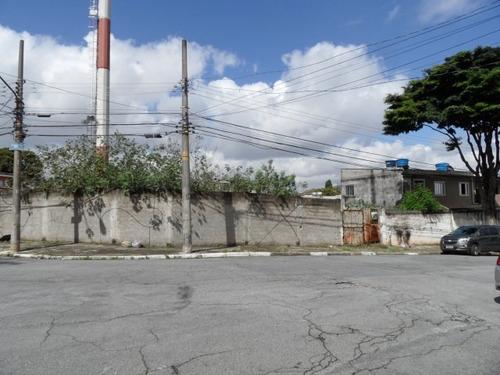 Terreno A Venda No Parque Cruzeiro São Miguel Paulista - 490