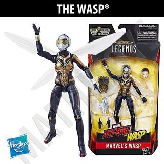 Ant Man - Deadpool - Hombre Hormiga - Wasp - Marvel Legends