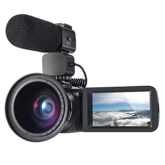 Camera Filmadora Ordro Hdv-z20 Video Camera Fhd 1080p