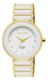 Relógio Technos Feminino Elegance Ceramic 2035lmm/4b