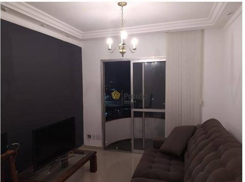 Imagem 1 de 21 de Apartamento À Venda, 78 M² Por R$ 440.000,00 - Vila São Pedro - Santo André/sp - Ap3015