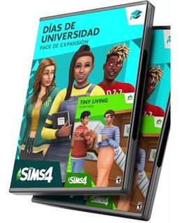 Random Steam Key + Los Sims 4 La Colección Total Incluye Todas Las Expansiones Actualizable - Juego Pc Windows