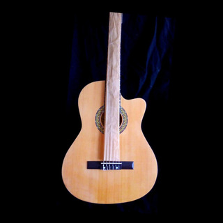 Guitarra Acústica Vivaldi Color Natural