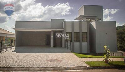 Casa De Alto Padrão Condomínio Porto Atibaia - Ca5507