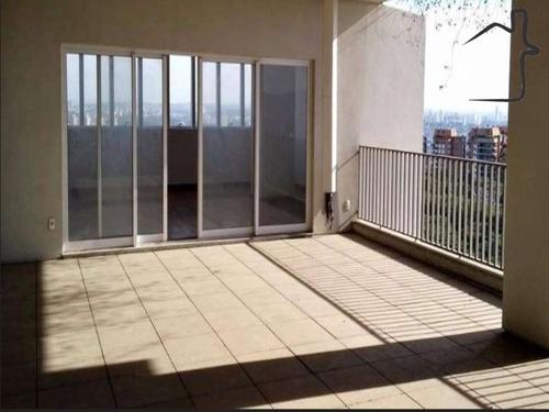 Imagem 1 de 23 de Apartamento 248m² 3 Suítes 4 Vagas Na Vila Ipojuca - Ap00304 - 33743568