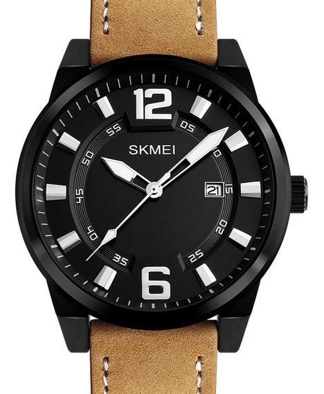 Relógio Skmei Luxo Original Funcional Analógico Top Promoção