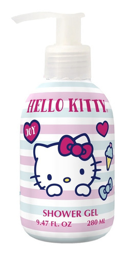 Gel De Ducha Hello Kitty Joy 280ml